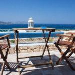 To Spitiko Tis Stellas Balcony View Koufonisia