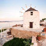 Windmill Villa Koufonisia